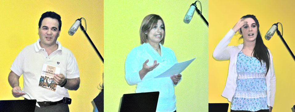 Oratoria, hablar en público