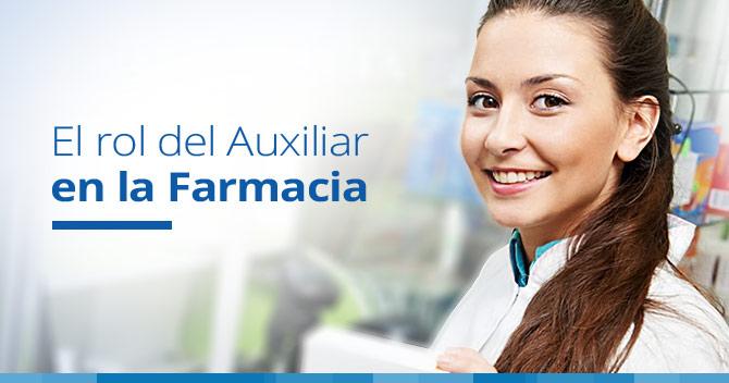 rol-auxiliar-de-farmacia-curso - Instituto Sarmiento