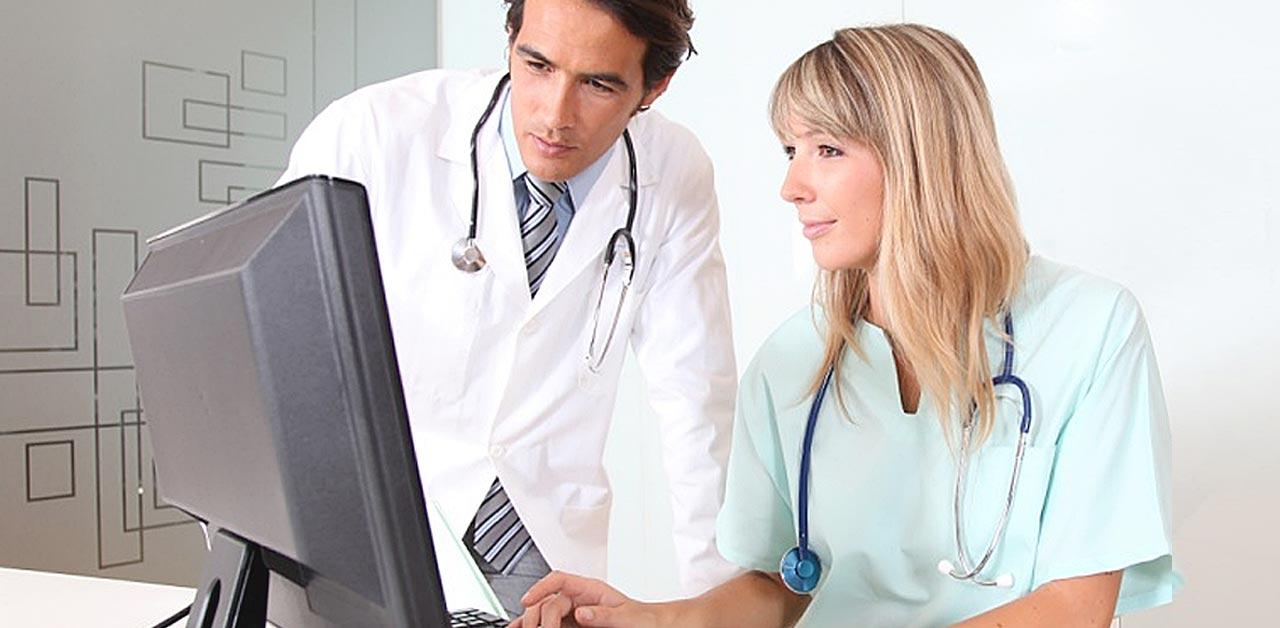 Cuál es el trabajo de una secretaria médica?