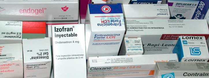Funciones del Auxiliar de Farmacia